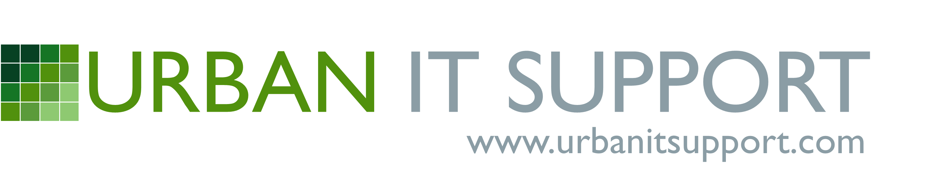 Urban IT Support logo