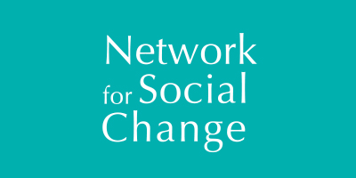 Network for Social Change logo
