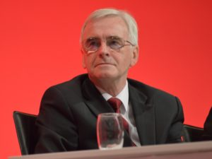 John McDonnell. Picture by Rwendland