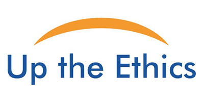 Up the Ethics logo