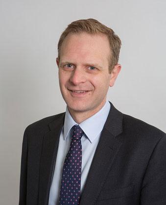 Stuart Ledger, CFO, Affinity Water